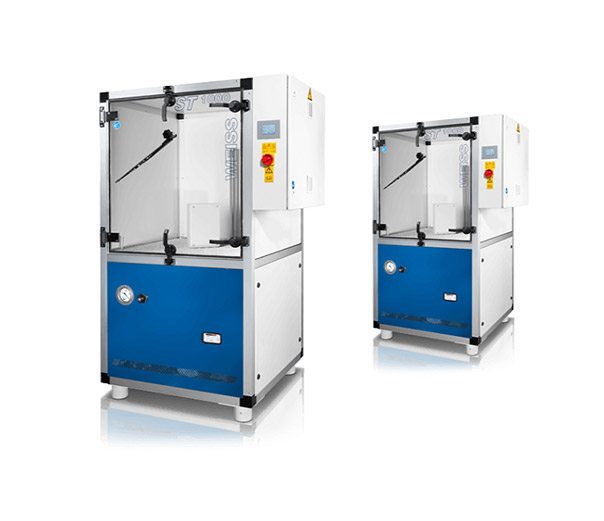 Dust Test Devices for Functional Tests, Type ST