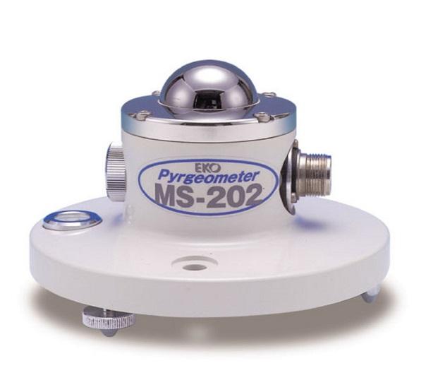 Pyrgeometer Sydney, Adelaide & Brisbane