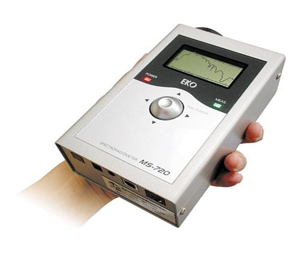 MS-720 Spectroradiometer
