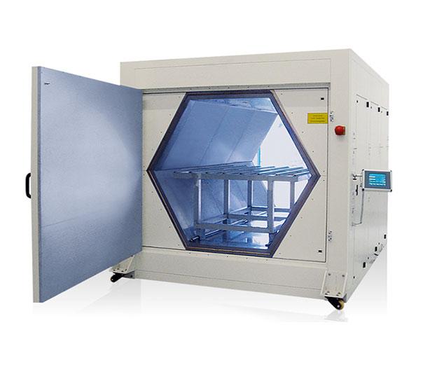 vötschtechnik, VHM Hephaistos - Patented Microwave Technology