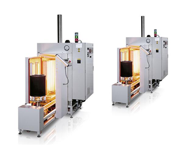 vötschtechnik VIR - Infrared Technology