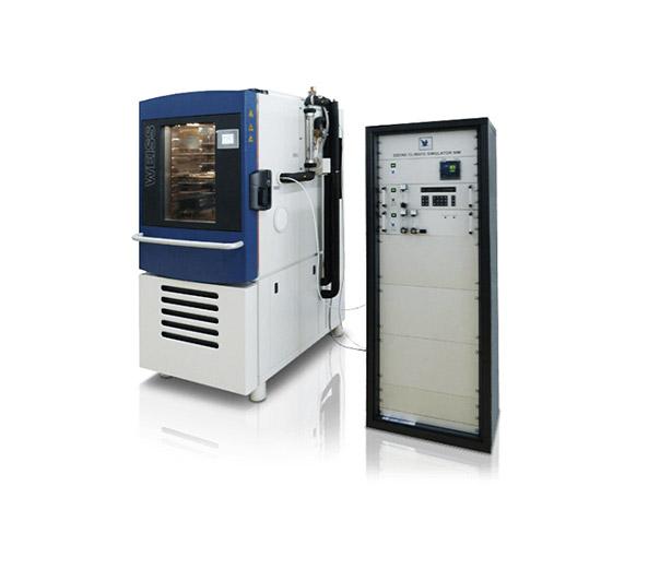 ozone test chamber, ozone resistance test